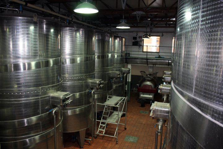 Lanzerac Cellar Tour