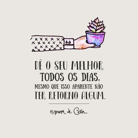 #dêseumelhor
