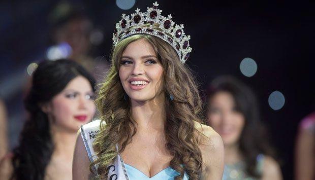 Gadis Cantik Ini Terpilih Jadi Miss Kazakhstan 2014 #beautypageant #kazakhstan