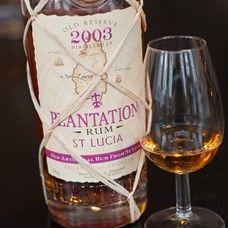 Plantation Rum St. Lucia Vintage 2003