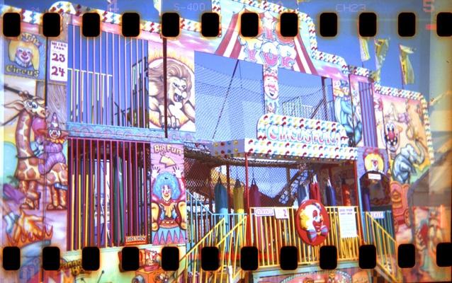35mm film used in 120 Holga camera.