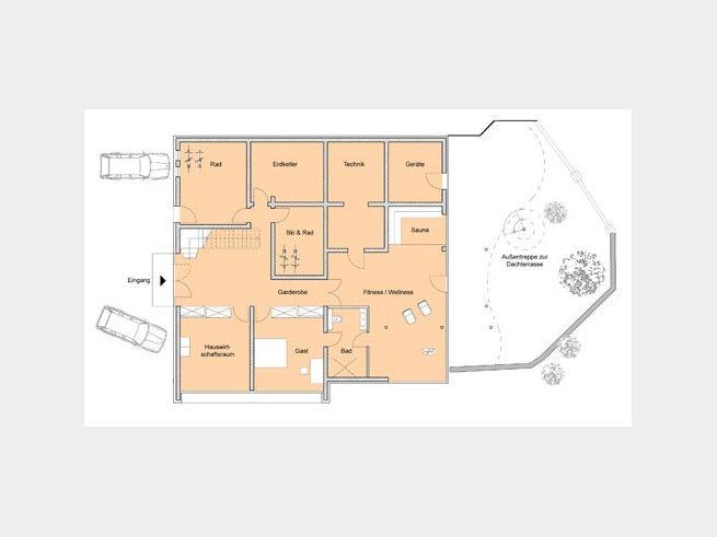 110 besten grundriss f rs traumhaus floor plans bilder for Sauna layouts floor plans