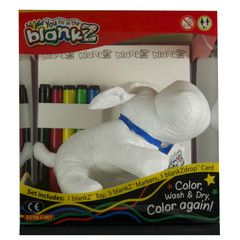Win a Blankz Stufed Dog to write and draw on. Throw in washing machine and it's white again. Ends 12/16 http://mimilovesall8.blogspot.com/2013/12/always-been-creative-you-fill-in-blankz.html