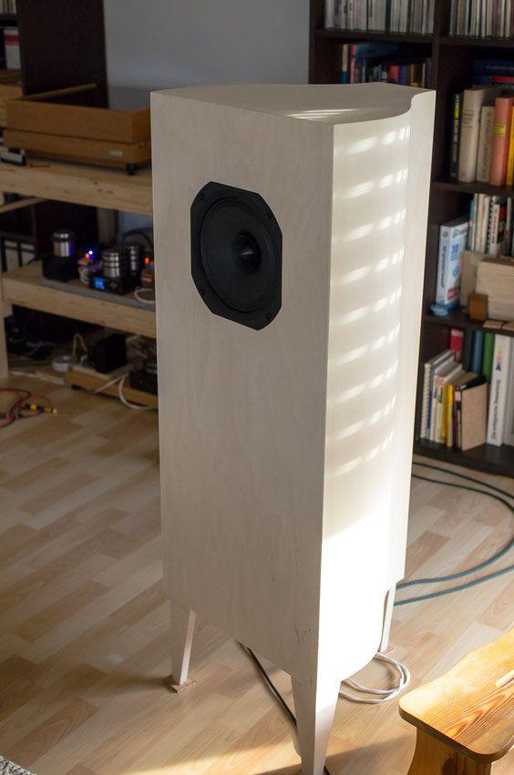 Lautsprechergehäuse3 - Holz und Musik - die etwas andere Tischlerei