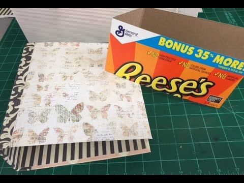 Gatefold Mini Album Tutorial (start to finish)! - YouTube