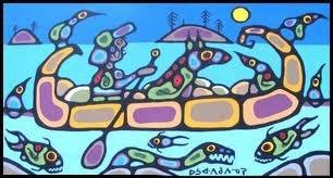 Ojibwa art