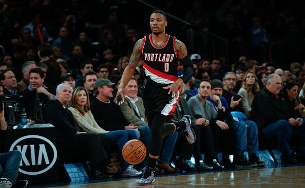 Damian Lillard Pushing His MVP Case - Last Word on Pro Basketball