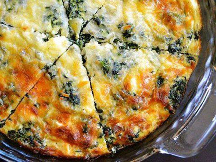 Spinach-Mushroom-and-Feta-Quiche