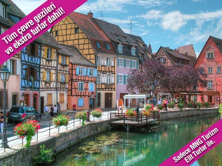 Bir masal gezisine hazır mısın? Tüm ekstra turlar ve çevre gezileri dahil Fransa - Almanya Turu sadece MNG Turizm Elit Turlar ile… bit.ly/MNGTurizm-fransa-almanya-turu-s