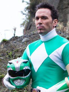 """It's not about the money. I told my fans I'd do [the Power Rangers reunion] for a dollar."" Jason David Frank (After returning as the Green Ranger in Super Megaforce) #SonGokuKakarot"