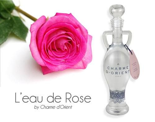 Rose water can be used as a cleanser and toner. Also as a base for face masks. As a toner, it gets rid of all impurities and cleanses residue for a complete make-up removal. The skin is now ready for face cream. Rose water can be applied using cotton wool all around the face, including the eye area. Used as a lotion at morning and evening or sprayed any time of the day for a fresh feeling.