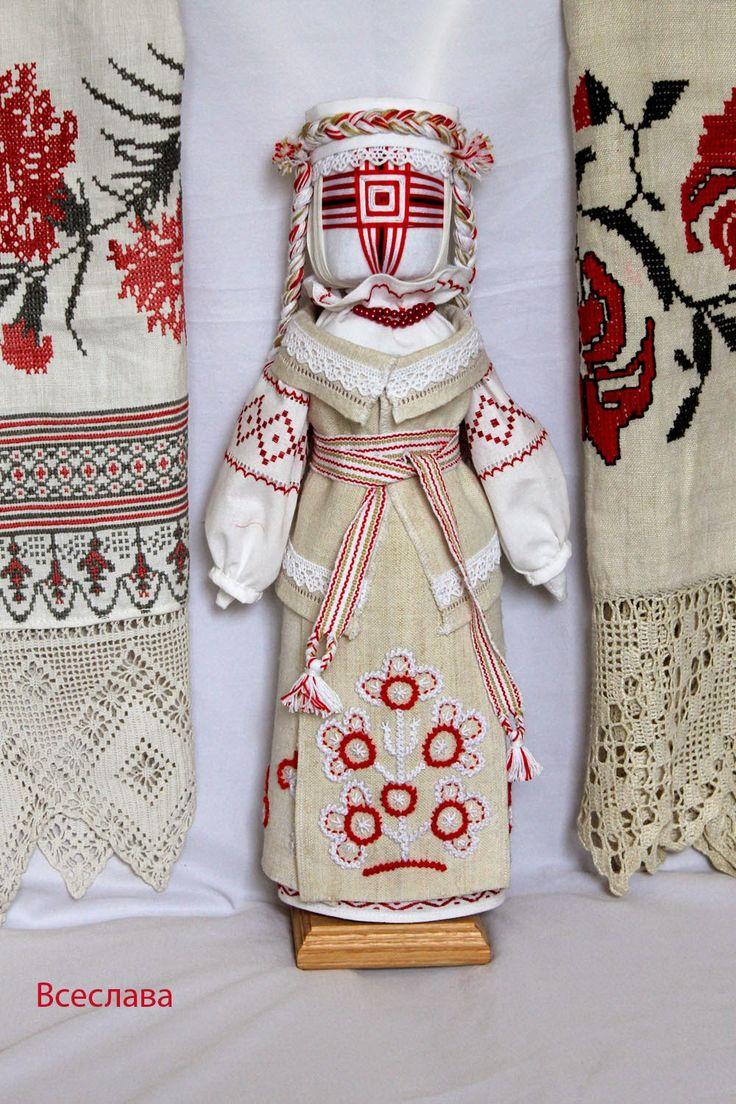 FolkArtUA-motanka: Українська народна лялька #motanka #мотанка #українськалялька…