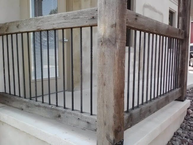 lattice deck railing ideas on From Wood Deck Wrought Iron Lattice Panels And Steel Cable To Glass Panels Knee Walls And More We Have P Railing Design Railings Outdoor House With Porch