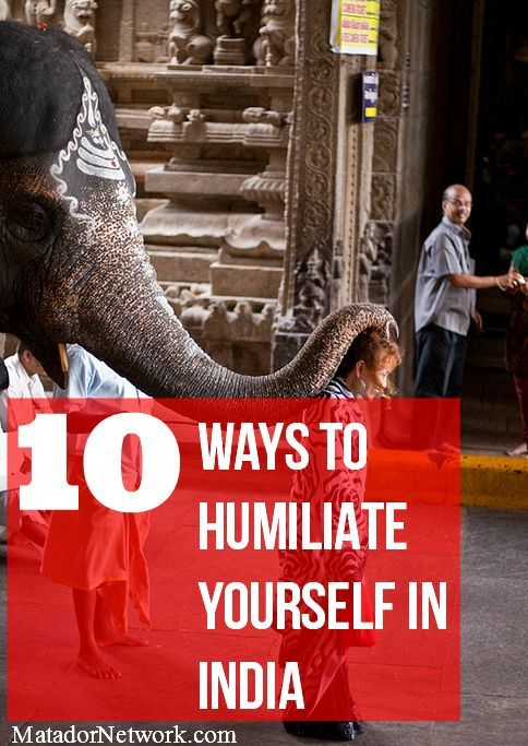 Planning to go to India? Don't make these ten traveling mistakes when visiting this country. If you don't know what a Prahshad is, then you definitely need to read this article.