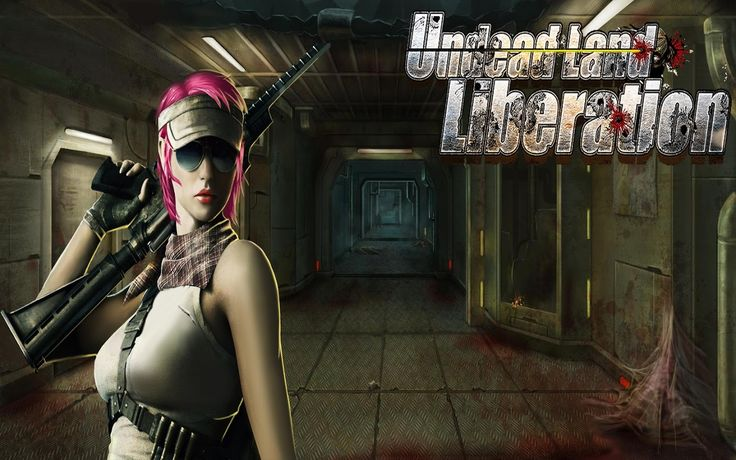 """""""Undead Land: Liberation"""" is the game about shooting zombies. The main theme of this game is shooting and killing the zombies, and just knock them down anyhow. First of all, the zombies are your enemy so the leading target is to kill the zombies. The first step in the game is to choose the player and then, select the heavy and perfect weapons which are affordable to purchase from the store by real money to kill the zombies."""