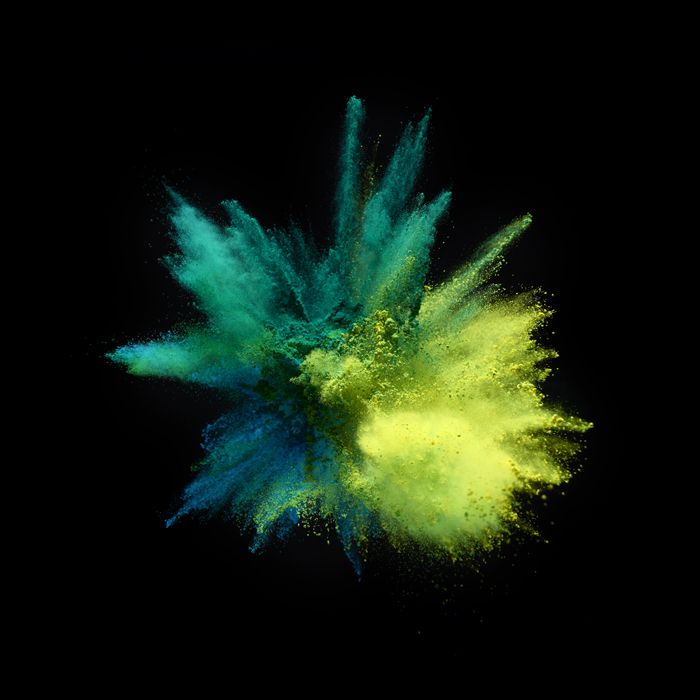 Powder Explosion by Marcel Christ - Still Life Photographer