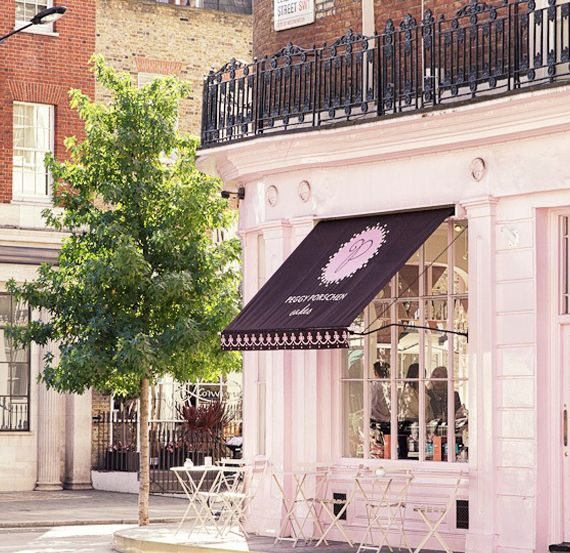 cupcake shop in London