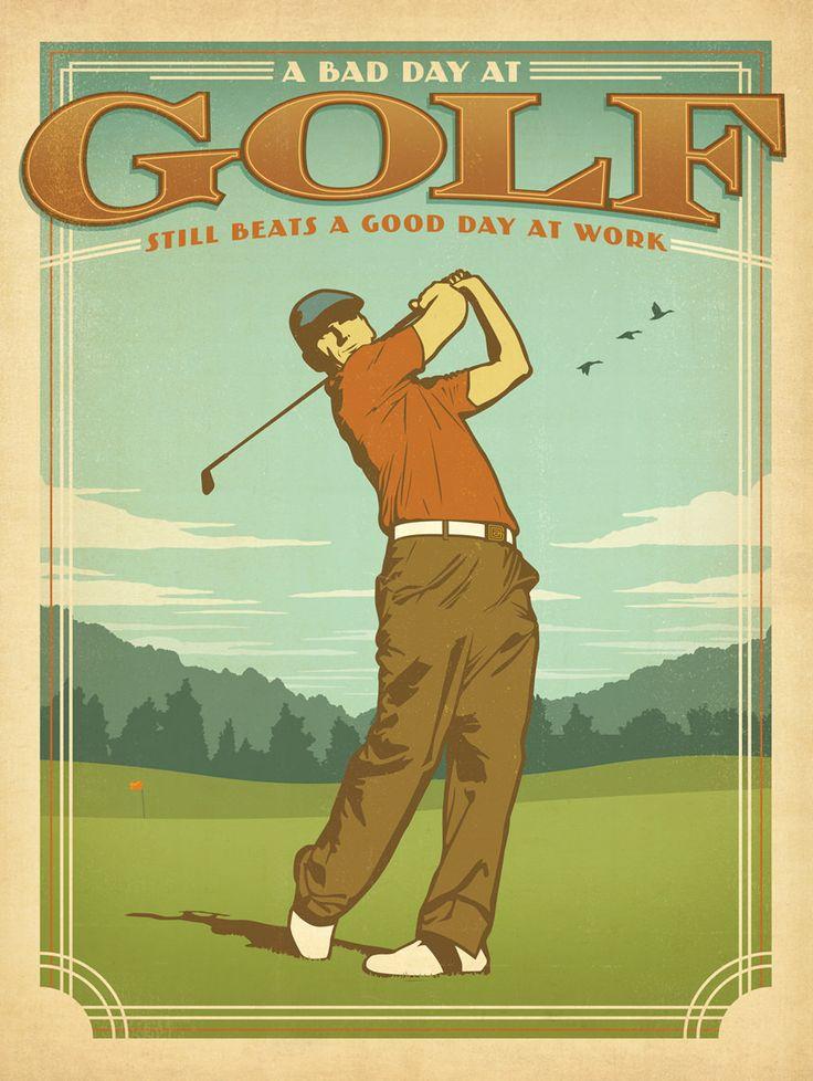 Vintage Golfing 82