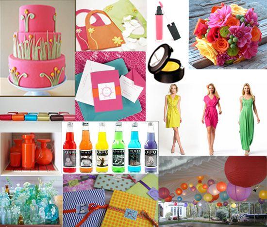 Wedding Color Combinations | Wedding Color Ideas | New and Blue - Wedding Blog