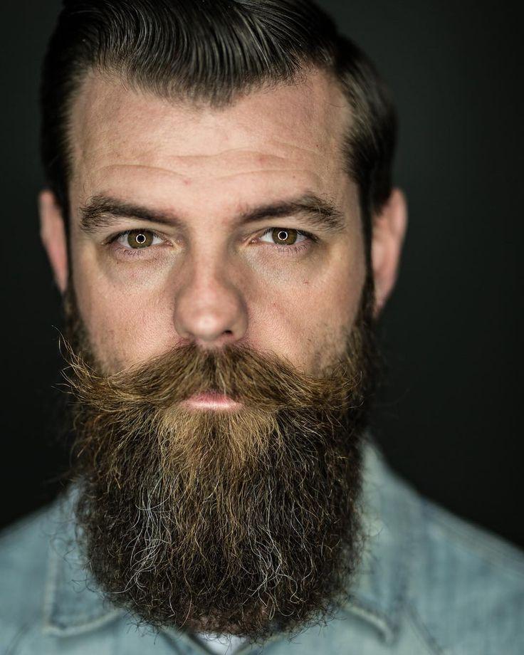 #beard #ringlight #portrait #portraiture #portraitphotography #man #male #eyes #face #beautiful #canon5dmarkiii #canonphotography #canon #sigma #sigma85mm #sigma85mmart #hair #hipster #studio #stare