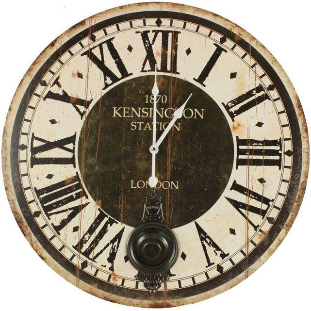 Assez Les 25 meilleures idées de la catégorie Horloges anciennes sur  PO82