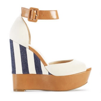 fun summer wedges