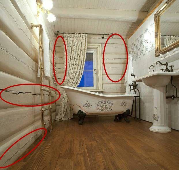 Красивый, отлично обработанный пол. Винтажная ванна и раковина. И такие стены... Компания ВУДЕНВУД поможет вам привести в порядок ваш дом! Широкая дилерская сеть, большое количество партнеров-профессиональных монтажников!  Звоните +79290532827, +79290532903.  Пишите в Директ @woodenwoodrussia.  Всегда рады!  #коттедж #строительство #проектирование #дача #загородныйдом #дом #семья #любовь #баня #загородом #нижнийновгород #выходные #казань #самара #деревянныйдом #жилье #новыйдом #любимыйдом…
