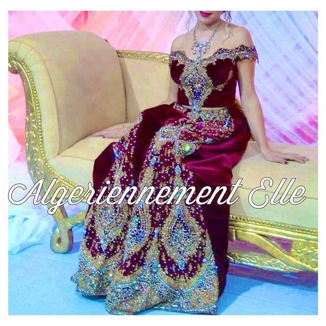 La robe orannaise n'est pas seulement un héritage de la ville d'oran mais de toute la région de l'ouest d'Algérie