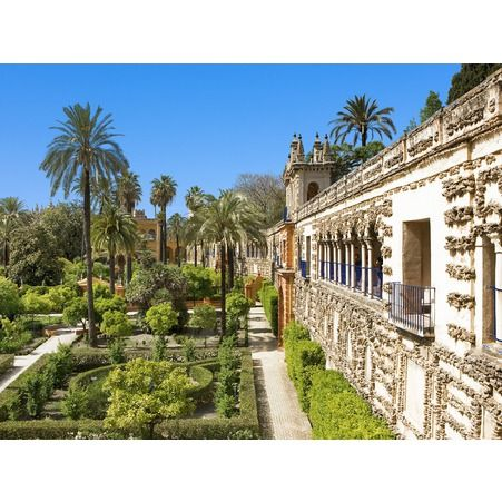 Week end en amoureux a Seville