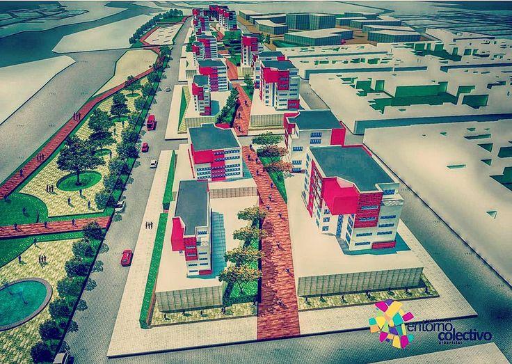 #arquitectura #architecture #architecturedesign #urbanismo #urbanism #urban #urbandesign #renovacionurbana #vivienda #espaciopúblico #cohesiónsocial #integraciónsocial