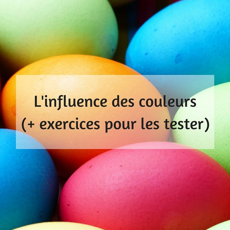 Voici quelques ressources autour des couleurs, leur influence sur notre état psychologique et émotionnel ainsi que des exercices pour en tester les effets (pour les enfants et les adultes).
