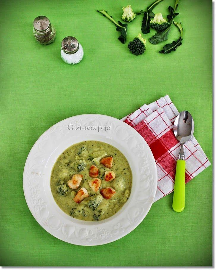 Gizi-receptjei. Várok mindenkit.: Hétvégi receptajánló!!! Brokkoli főzelék sült csir...