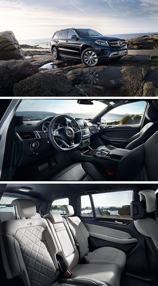 As the only full-fledged seven-seater in the European premium SUV segment the Mercedes-Benz GLS boasts ample spaciousness and combines luxury with impressive levels of comfort, agile dynamics and also best-in-class safety.