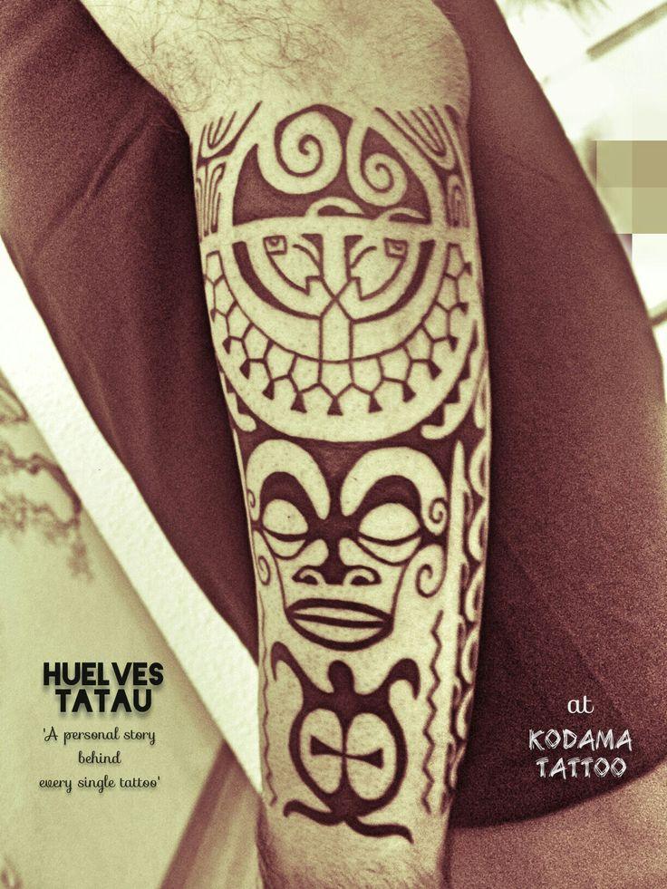 Polynesian tattoo design by Huelves Tatau Madrid.Spain #polynesian #tattoo #tatuaje #tatouage   #polinesio #art #arte #spain #de #huelvestatau #huelves #tatau #ink #tahiti #islas #marquesas #islands #samoa #maori #hawaii #tatuajemaorimadrid #tatuajemaori #Madrid