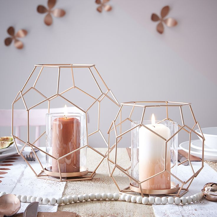 The 25 Best Rose Gold Candle Holder Ideas On Pinterest Rose Gold Candle Gold Candle Holders
