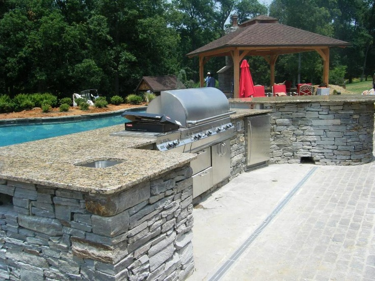 34 best Outdoor Kitchens | Charlotte NC images on Pinterest ...