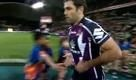 Cooper enjoyed a very impressive representative year in 2011 and will look to cement his place in the starting line-up after the retirement of Darren Lockyer. Cooper is due to play his 200th #NRL game in 2012. #CooperCronk #NoOrdinaryTeam #MelbourneStorm #Video #Dailymotion