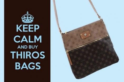 """Επωφεληθείτε της ευκαιρίας που σας προσφέρεται από τα επώνυμα είδη της """"Thiros"""" για να αποκτήσετε τα πιο μοδάτα δερμάτινα αξεσουάρ, στη μισή τιμή!!!    Η προσφορά θα διαρκέσει μόνο έως την Δευτέρα 17 Σεπτεμβρίου 2012."""
