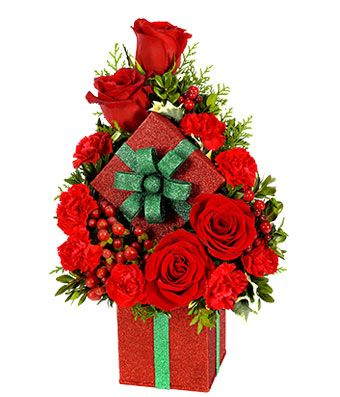 11 Best Christmas Flowers For Delivery Images On Pinterest