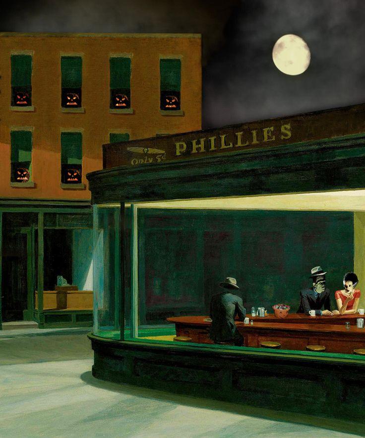 Nighthawks: Halloween