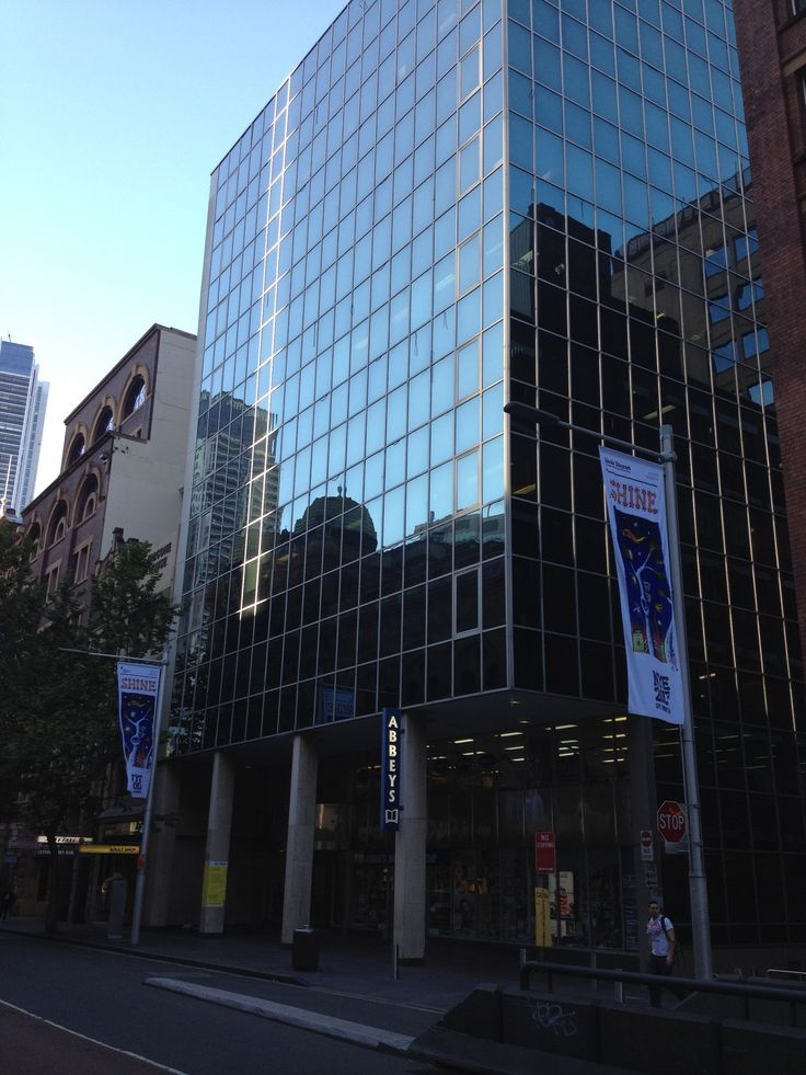 The building where our business, Consultica Worldwide Management Consultants, is based, in Sydney.