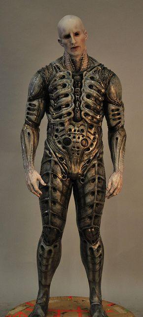Prometheus Engineer #behindthescenes #prometheus #ridleyscott