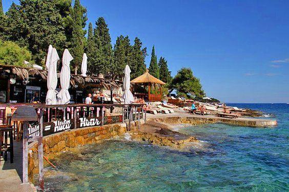 Hula Hula, Hvar, Croatia #beachsociety