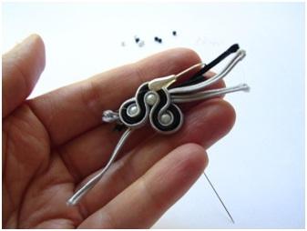 DIY How to Make Soutache Jewelry