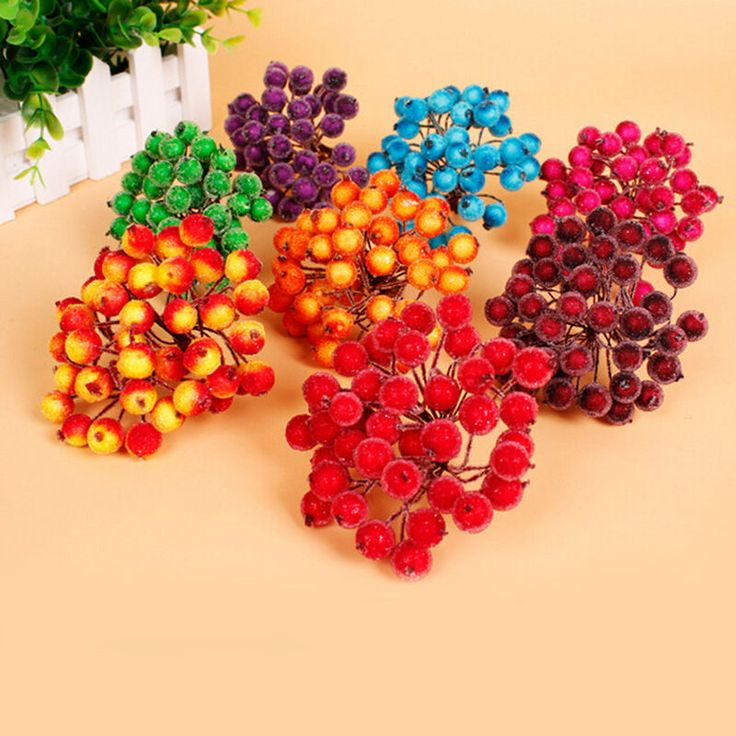 Simulation Fruit Flower Artificial Plant for Home Decoration Wedding Party 2016