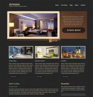 Artemis Business / Product theme for WordPress