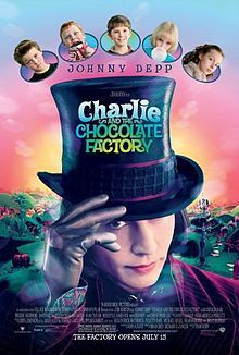 Prequel pour Charlie et la Chocolaterie : Willy Wonka