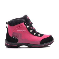 WOMEN trekking shoes, Classic lace, which helps regulate the width. The surface is covered with three layers softshell fabric that protects against wind, water and cold and also absorbs moisture (sweat) and diverts Vlhošť out of the shoe, while blocking moisture from the inside - snow, rain. https://cosmopolitus.eu/product-eng-37518-WOMEN-trekking-shoes-comfortable-thick-soled-shoes.html #Womens #trekking #shoes #waterproof #top #sport #cheap #fashionable #exceptional #trip