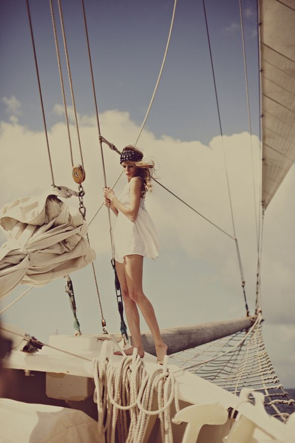 Behind The Scenes With The Girl In The Bikini | BOATING and SAILING | Pinterest | Sailing, Bikinis and Summer