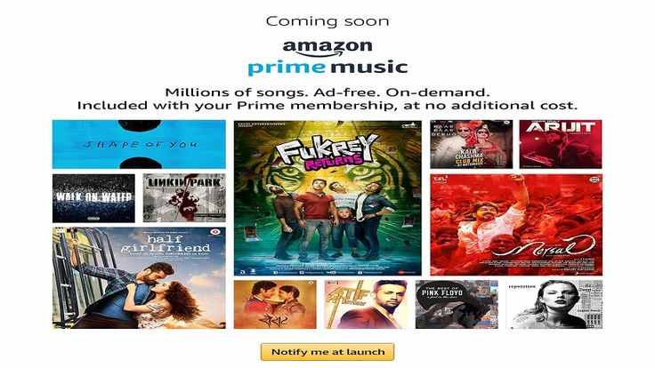 Online retailer Amazon India launched Amazon Prime Music, an ad-free music streaming service, exclusively for Prime members at no additional cost on Wednesday. The service comes to India nearly four years after its international launch in June 2014 and includes, in Amazon's own words, 'tens of millions of songs' across major international and Indian labels in over 10 languages including English, Hindi, Tamil, Punjabi, Bengali, Kannada, Telugu and more.